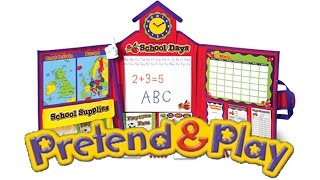 Pretend & Play® School Set by LEARNING RESOURCES uk