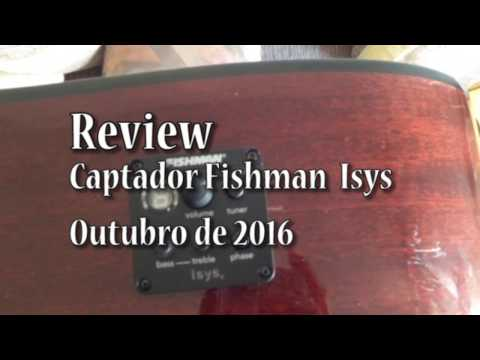 Review Fishman Isys+
