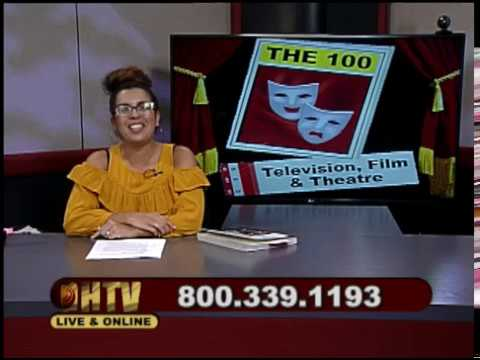 THE100 Television, Film & Theater #02 Spring 2017