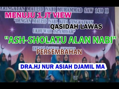 Suara Emas Nur Asiah Djamil, Penyanyi Qasidah Tahun 70 An