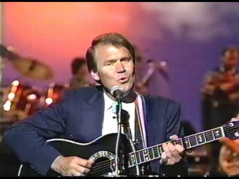 "Glen Campbell Sings ""That Silver Haired Daddy of Mine"""