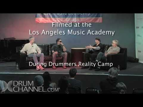 Jim Keltner, Terry Bozzio & Ralph Humphrey on Individual Style