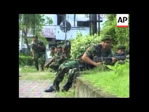 INDONESIA: AMBON: VIOLENCE: SITUATION UPDATE - YouTube