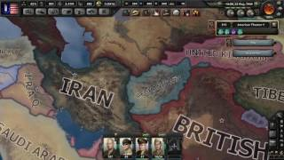 Hearts of Iron 4 Freedom for Everyone Ep 22