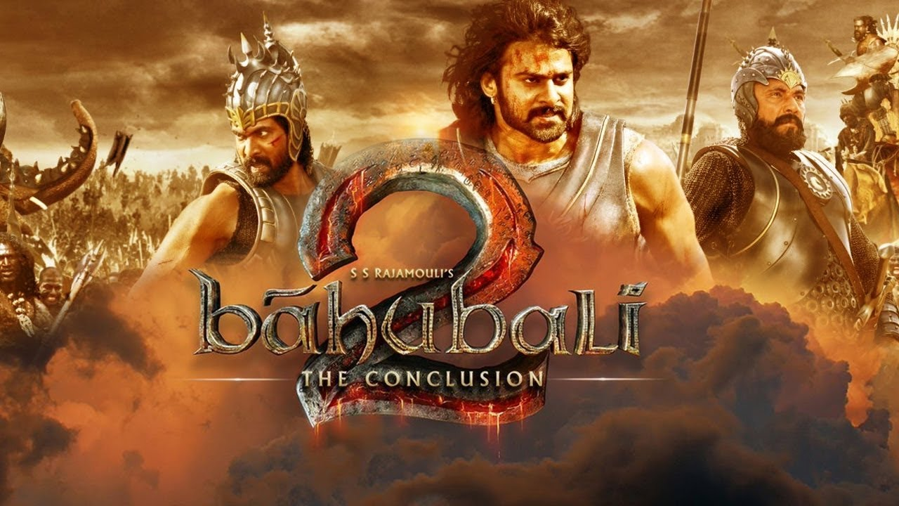 Baahubali 2 The Conclusion 2017 Tamil Full Movie Youtube
