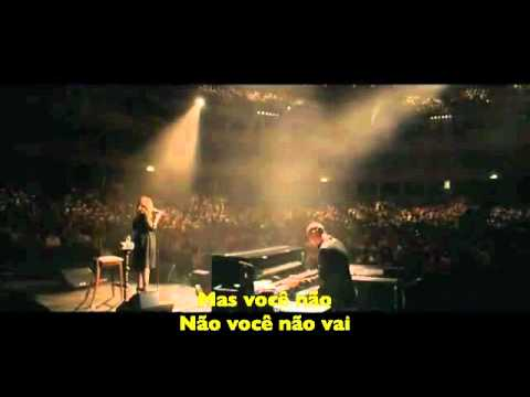 Adele - I Can't Make You Love Me (legendado)