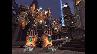 Разрушитель XT-002 World Of Warcraft путешествие во времени HD