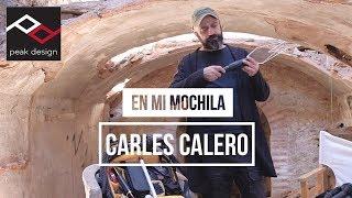 En mi mochila: Carles Calero