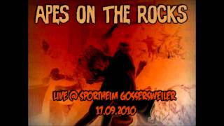 Apes on the Rocks - Wild Boys (Live @ Sportheim Gossersweiler)