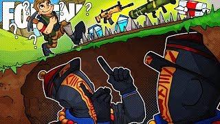 NEW Underground Troll Trap w/ IAmWildcat! - Fortnite Battle Royale