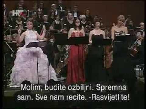 La rondine - Puccini -  Zagreb 2008