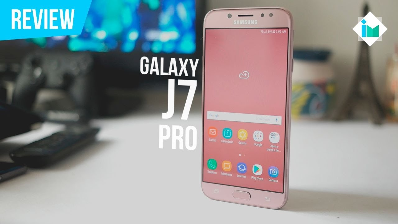 1ac3c7b23 Samsung Galaxy J7 Pro 2017 - Review en español - YouTube