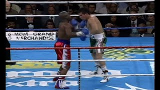 WOW!! ROUND OF THE YEAR - Julio Cesar Chavez vs Meldrick Taylor II - Full Highlights, HD