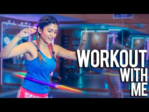 WORKOUT WITH ME + GIVEAWAY!!