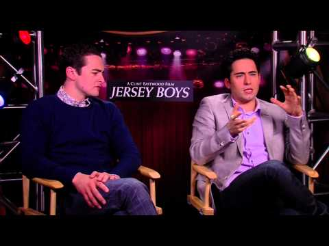 Jersey Boys: John Lloyd Young & Vincent Piazza  Movie