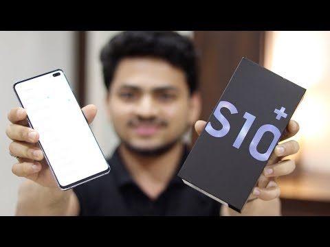 Samsung Galaxy S10+ Unboxing | Indian Varient | Tech Unboxing 🔥