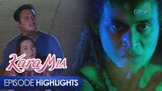 Aired (April 23, 2019): Malakas ang kutob nina Arthur at Aya na isa...