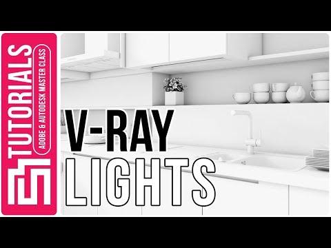 Kitchen Design In 3ds Max Tutorial + Vray + Photoshop Part2