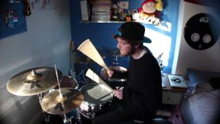 "For All The Wrong Reasons ""It Always Rains (Except When It Snows)"" Drum Playthrough"