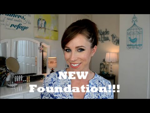 NEW Estee Lauder Perfectionist Foundation | Demo & Review - YouTube
