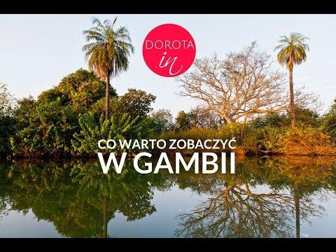 Zwiedzanie Gambii - co zobaczyć w Gambii | DOROTA.iN