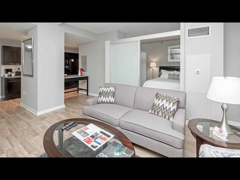 A furnished short-term 1-bedroom in Chicago