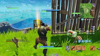 Fortnite Easy way to WIN from THANOS! Watch noob skin shave871