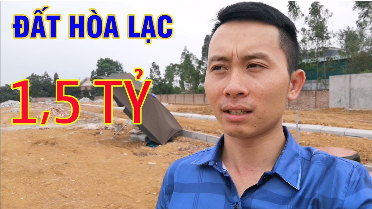 image Đất Nền Hòa Lạc dưới 1,5 tỷ