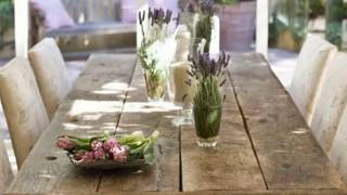 Charming And Beautiful Provence Dining Spaces | Dining Room Design | Home Decor