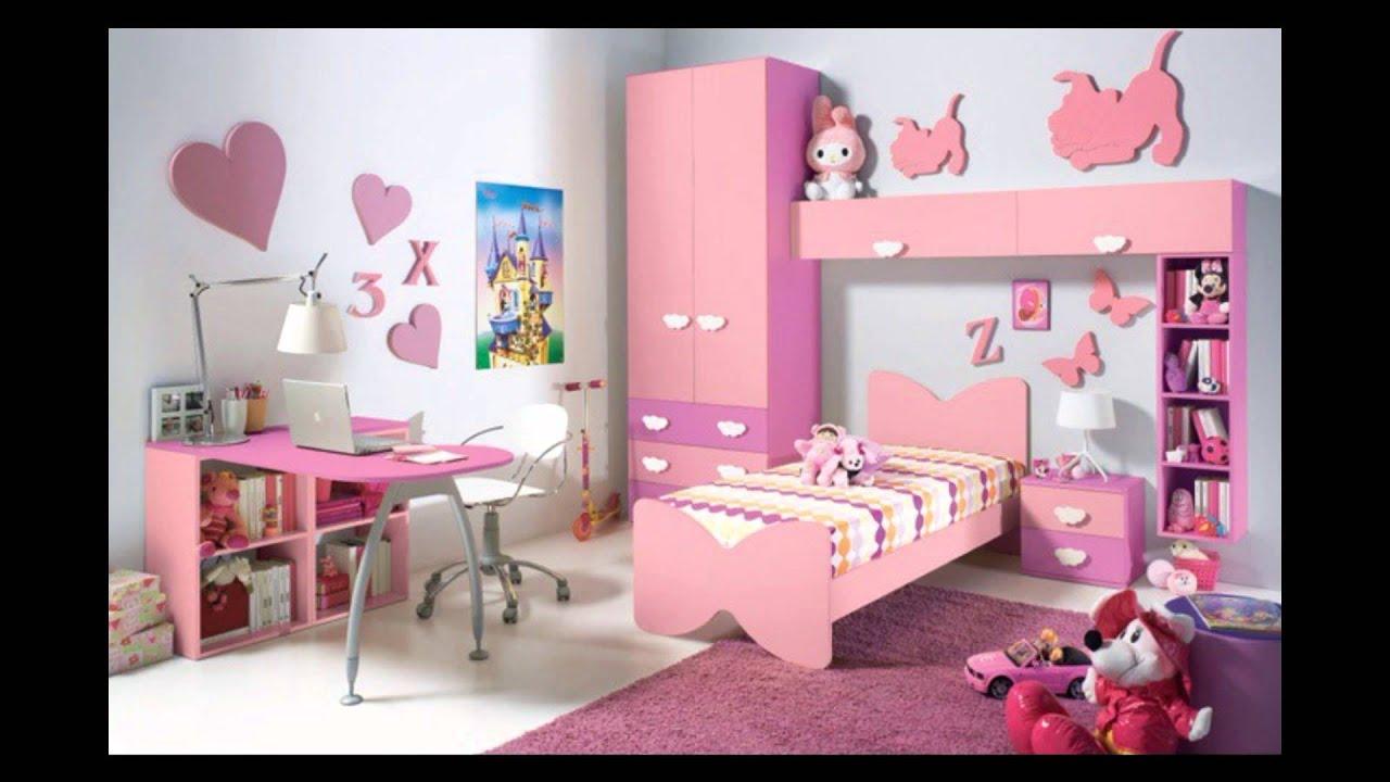 Dormitorios Para Niñas Lima Peru - YouTube