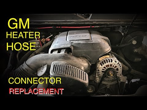 Gm Heater Hose Quick Connector Replacement 2000-2014 (Tips And Tricks)