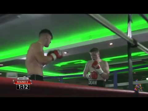 Shay Owen vs Dean Dean - BBU Boxing