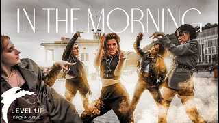 [K-POP IN PUBLIC UKRAINE] ITZY [있지] - 마.피.아. (In the morning) // Dance Cover by LEVEL UP