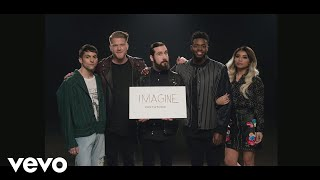 Video [OFFICIAL VIDEO] Imagine - Pentatonix download MP3, 3GP, MP4, WEBM, AVI, FLV Januari 2018