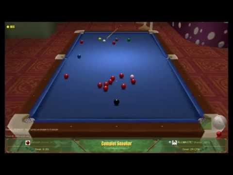 3D Snooker on www.popgamebox.com