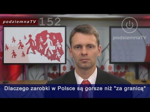 Robią Nas W Konia: Niższe Zarobki Polaków W Polsce Niż Za Granicą #152