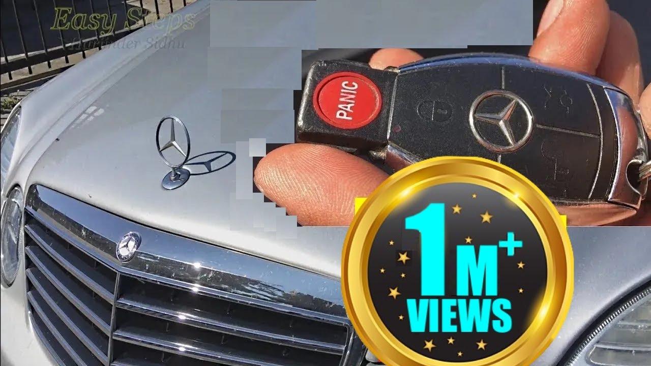 How To Fix Mercedes Key FOB Not Working | Smart KeyFob Not
