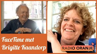 FaceTimen met Brigitte Kaandorp - Betty Asfalt TV Radio Oranje