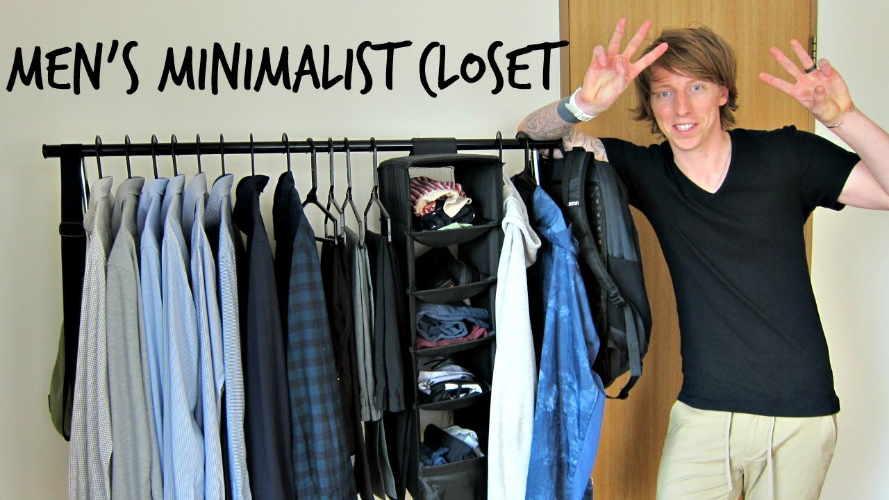 Men 39 S Minimalist Summer Wardrobe Project 333 Capsule