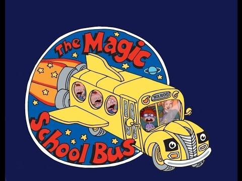 Magic School Bus Tripping Ballz
