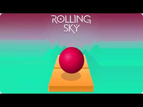Rolling Sky Soundtrack level Neon (HQ)