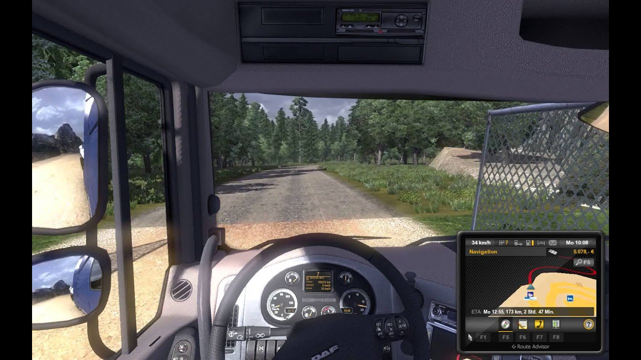 euro truck simulator 2 africa map mod download