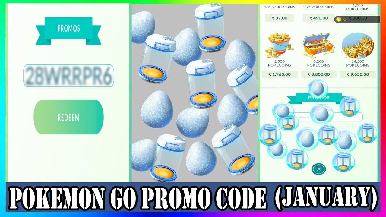 Pokemon Go Codes
