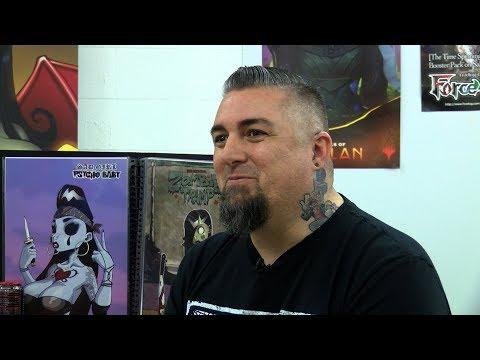 Artist Profile: Dan Mendoza Comic Books You Need To Know