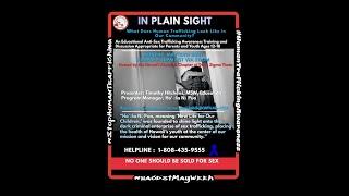 MayWeek2021 x PoliticalAwareness: Anti-Sex Trafficking Discussion