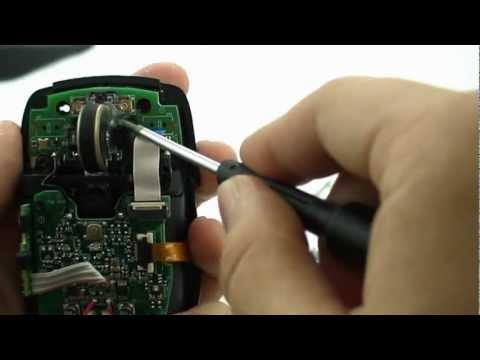 Mouse - Logitech Anywhere MX - disassembly (demontáž myši)