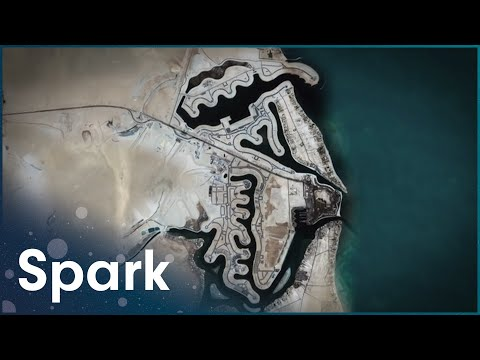 Building Sea City (Engineering Documentary) | Spark