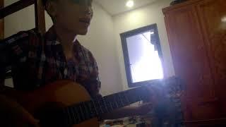 Tình phiêu lãng - Đ.A - Guitar cover