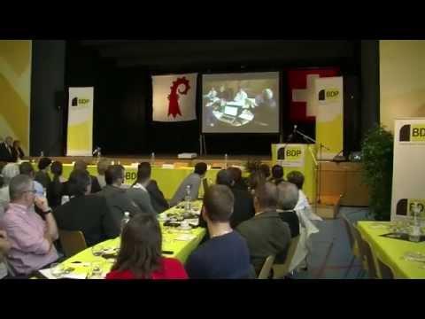 PBD Videonews AD à Reinach 2014