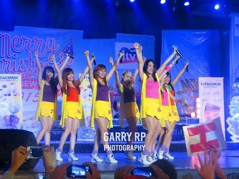 Cherrybelle - Dunia Tersenyum @ Kidung Ceria JTV - Surabaya 071214